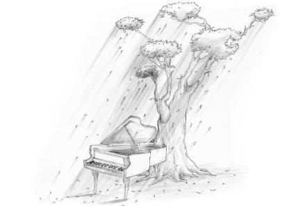 A Previous Life As A Piano